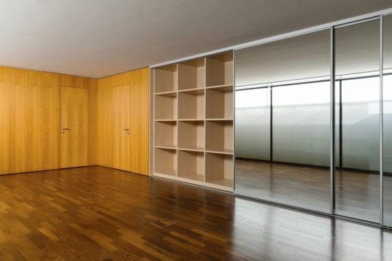 Встроенный шкаф-купе Орландо
