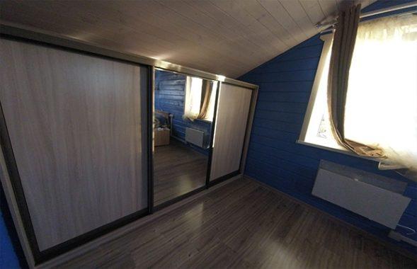 Мебель синего цвета
