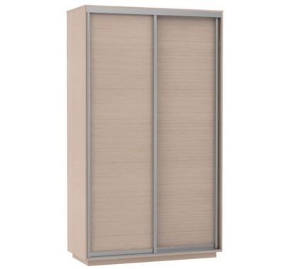 Стандартный 2-дверный шкаф-купе «Элемент»